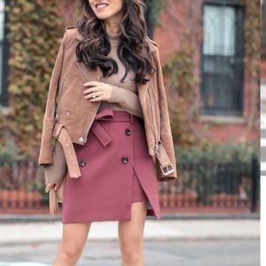 Chicwish pink skirt